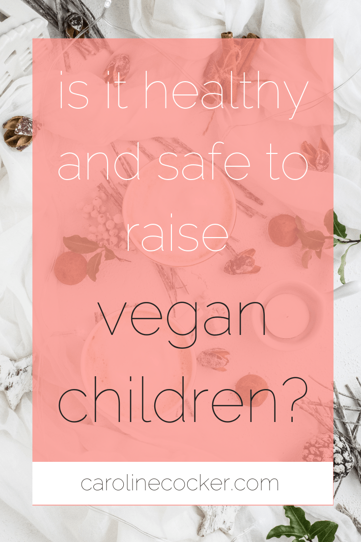 vegan children