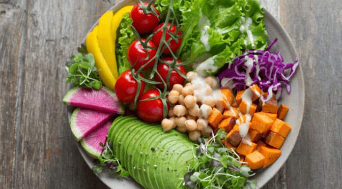 increase nutrients in a vegan diet