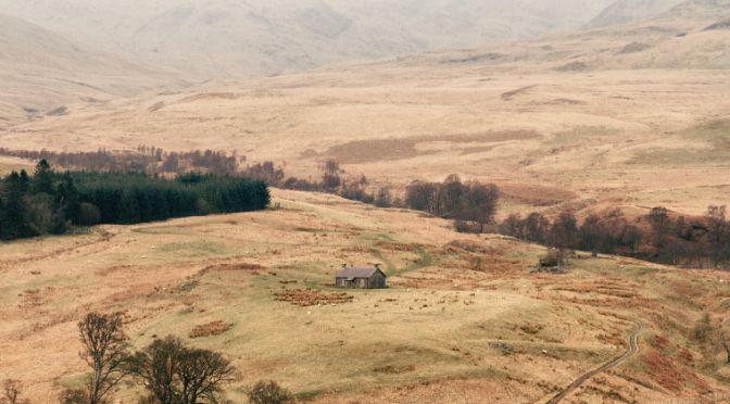 house on a moor